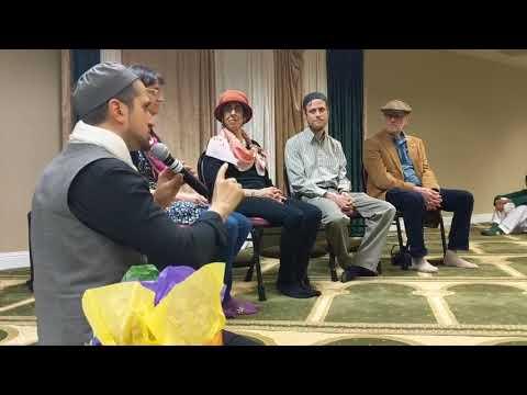 Three Shahadahs on a Friday   Ramadan 2018