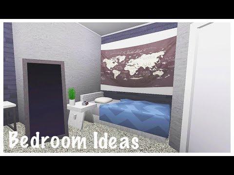 Roblox Bloxburg Bedroom Ideas Youtube