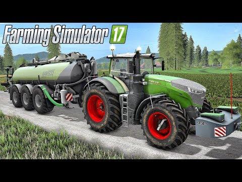 Farming Simulator 17 - La Ferme Du Nord S3 - ÉPANDAGE DE LISIER XXL ! #10