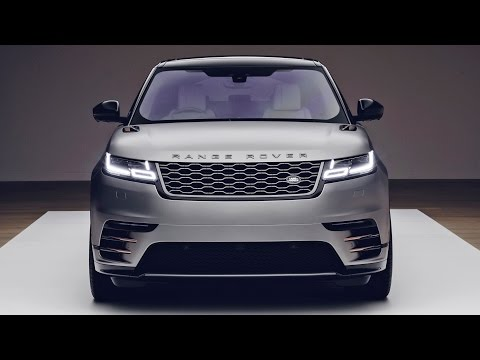 Range Rover Velar (2018) ready to fight Porsche Macan [YOUCAR]