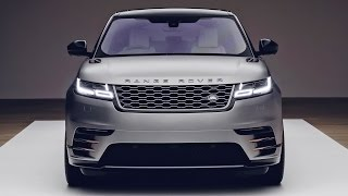 Range Rover Velar (2018) Ready To Fight Porsche Macan