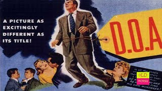 D.O.A. (1949) with SUBTITLE [HD]- Drama , Film-Noir , Mystery   Edmond O'Brien