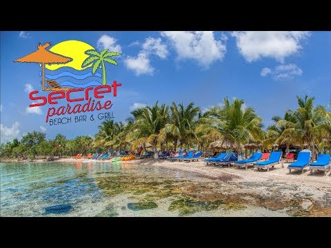 Belize, Ambergris Caye, Secret Beach Living Life on Your Own Terms, Finally