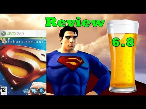 DBPG: Superman Returns Review (Xbox 360)