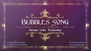 Melissa Smith - Seems Like Yesterday COVER By Bubbles