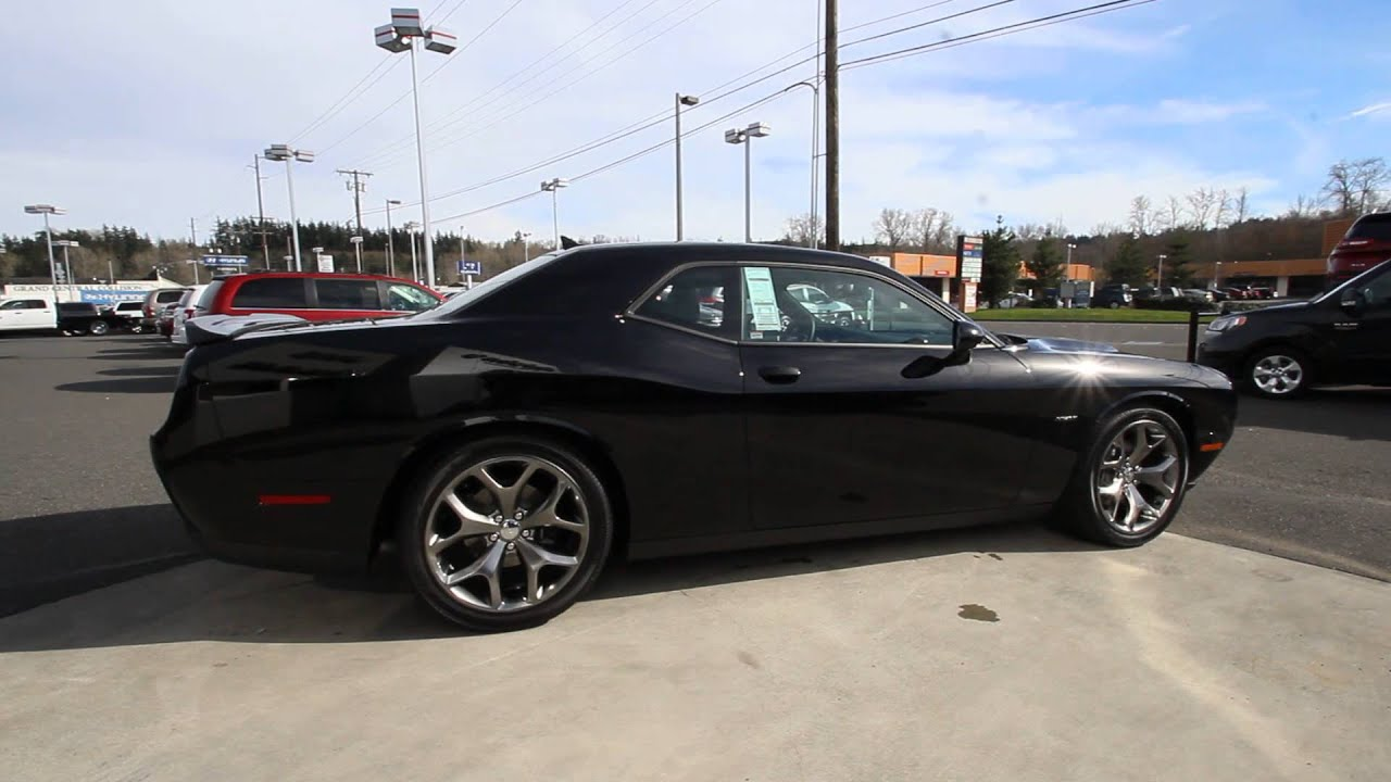 Dodge 2015 Blacked Out | Autos Post