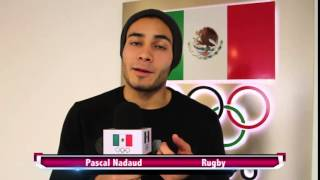 Mensaje Navideño de Pascal  Nadaud jugador de Rugby