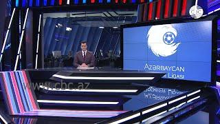 Первый матч 21 го тура Премьер лиги Азербайджана