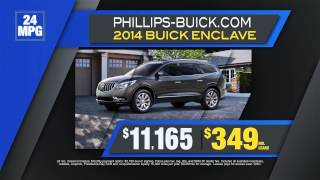 One Pay Prices are Back at Phillips Buick GMC!