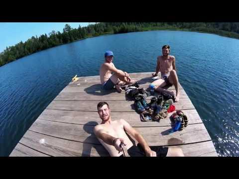 Isle Royale National Park 2016 Backpacking Trip