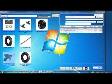 Punto de venta admincommerce sistema para ferreteria for Software muebleria