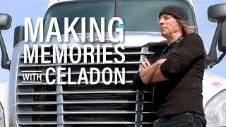 Making Memories with Celadon