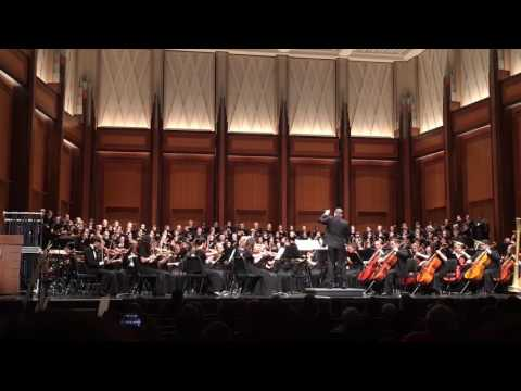 Las Vegas Academy - Choral Star Wars 'Duel of the Fates' by John Williams