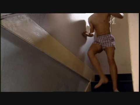 Elliot Tittensor Bare Feet & Boxers