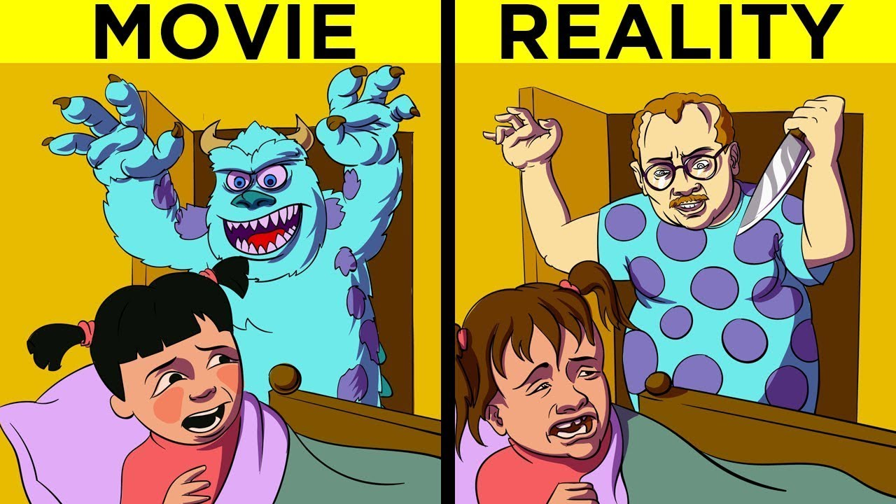 Download Scariest Pixar Movie Theories That Will Ruin Your Childhood