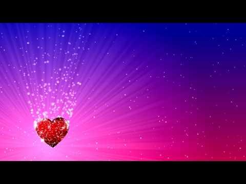 Motion Background Love Heart