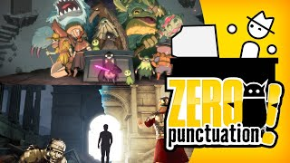 Death's Door and The Forgotten City (Zero Punctuation) (Video Game Video Review)