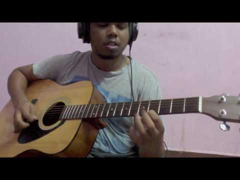 Yentha Sakkagunnaave - Rangasthalam Guitar Lick  Devi Sri Prasad  Ram Charan 