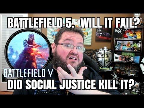 """Will Battlefield 5 Fail? """"Weak"""" Pre-orders for Battlefield 5"""