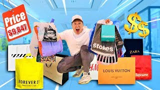 I Bought One Thing From EVERY Store In The Mall