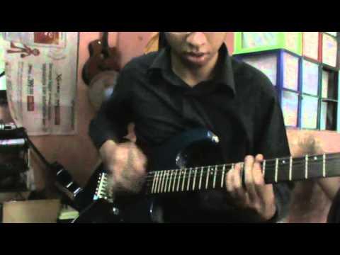 Bondan - Expresikan Guitar cover
