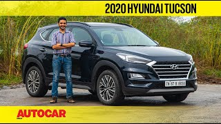 2020 Hyundai Tucson facelift review - Worth the stretch over a Creta? | First Drive | Autocar India