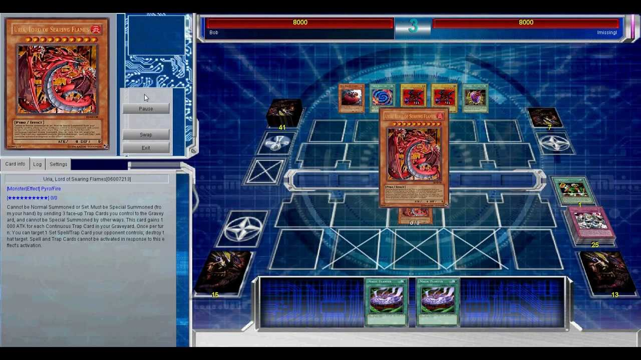 Yu-Gi-Oh Uria Lord Of Searing Flames OTK - YouTubeYugioh Uria Deck