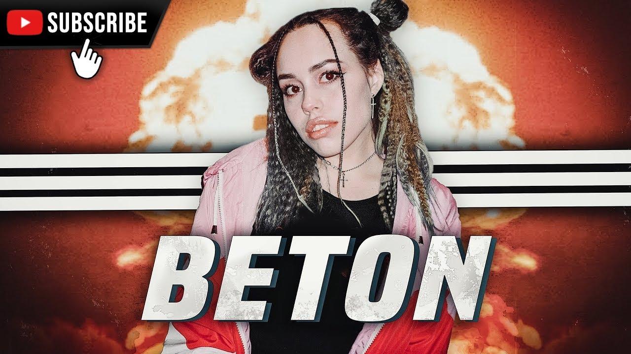 DJ BLYATMAN - BETON feat. Лера Валерьянка (Official Music Video) [RUSSIAN HARDBASS]