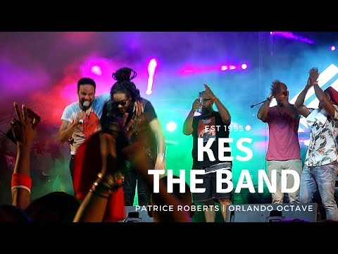 KES, Patrice Roberts & Orlando Octave LIVE | St. Lucia Carnival 2017