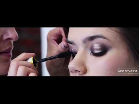 корейский макияж на глаз стрелки
