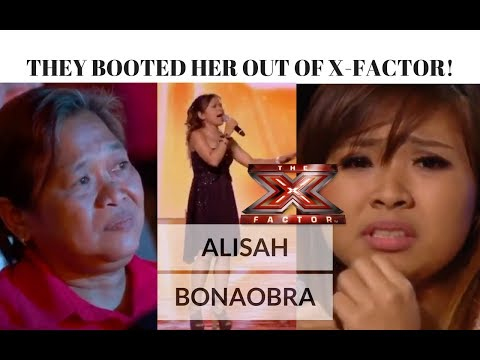 ALISAH BONAOBRA got booted out of The X Factor but DEFIED GRAVITY | #JANGReacts