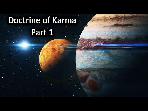 Doctrine of Karma - part 1: Drishta & Adrishta Phala