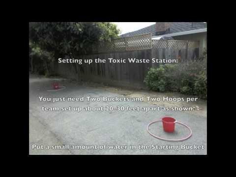 Toxic Waste Teambuilding ROI
