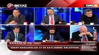 33 Şehit Olayı Bingöllü kanaat önderi iş adamı Nihat Karaarslan'dan önemli açıklamalar
