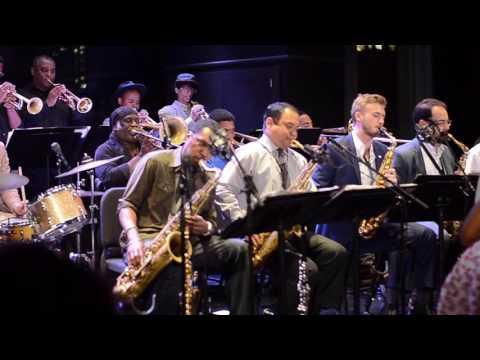 Evan Sherman Big Band   Scrontch Duke Ellington