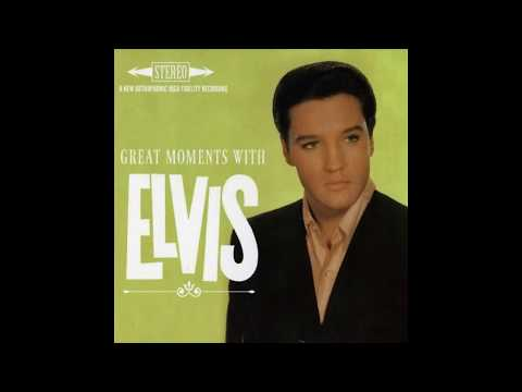 Great Moments With Elvis CD