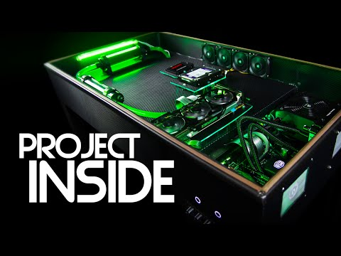 Inside Project project inside - part #2   unboxholics - youtube