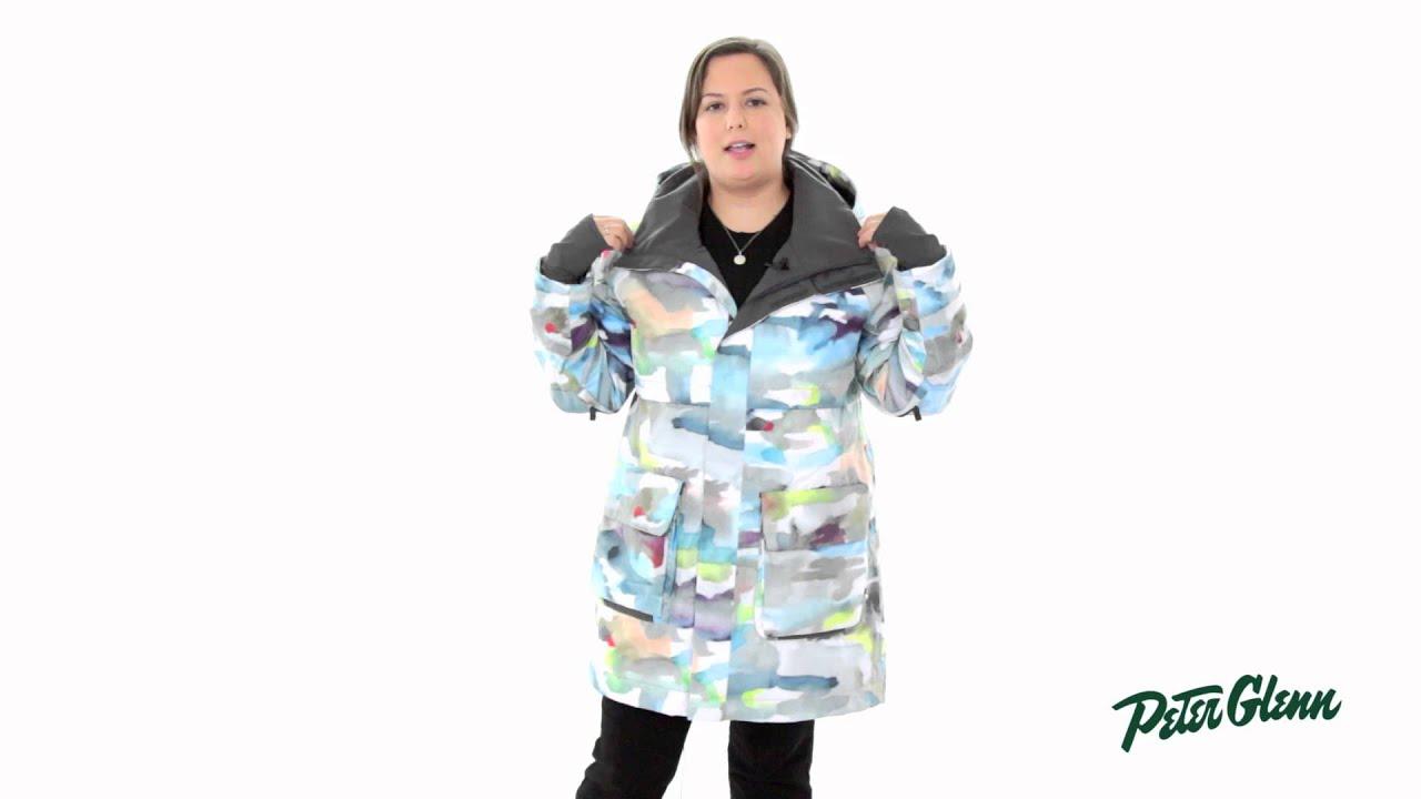 001633bf7 2016 Burton Women s Mirage Snowboard Jacket Review by Peter Glenn ...
