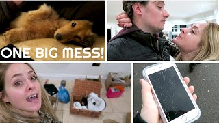 One Big Mess! FebVlog 22