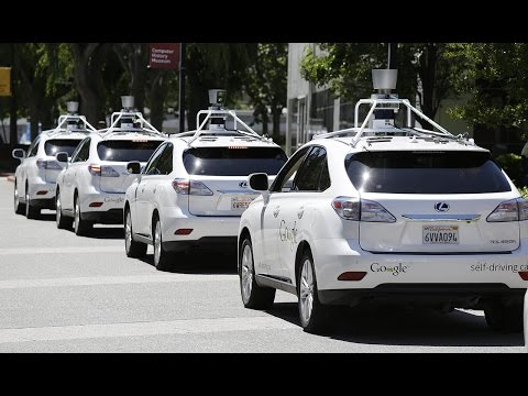 Driverless Cars Could Save Millions Of Lives