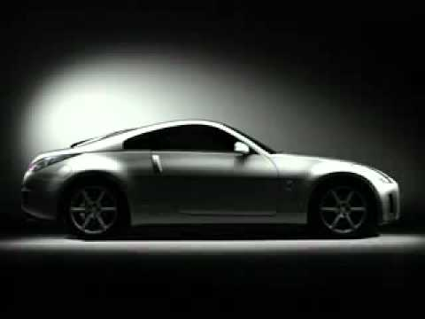 Nissan 350Z Commercial from Nippon (Japan)