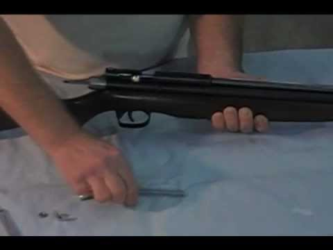 .25 cal Discovery Part 2 airgun power mods part 2 of 4