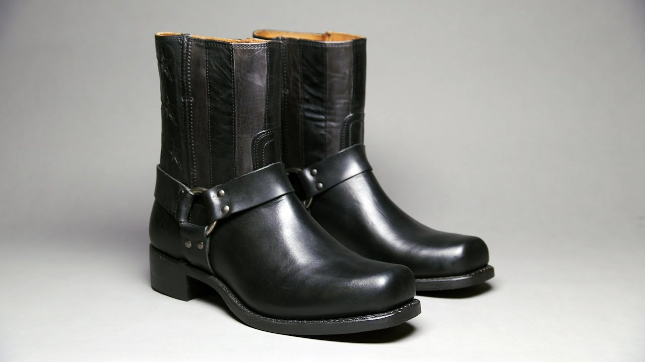 04899fd3b How Frye Boots are made - BRANDMADE.TV - YouTube