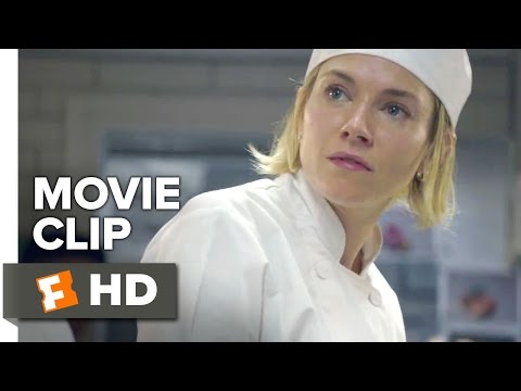 Burnt Movie CLIP - He's a Chef (2015) - Bradley Cooper, Sienna Miller Movie HD