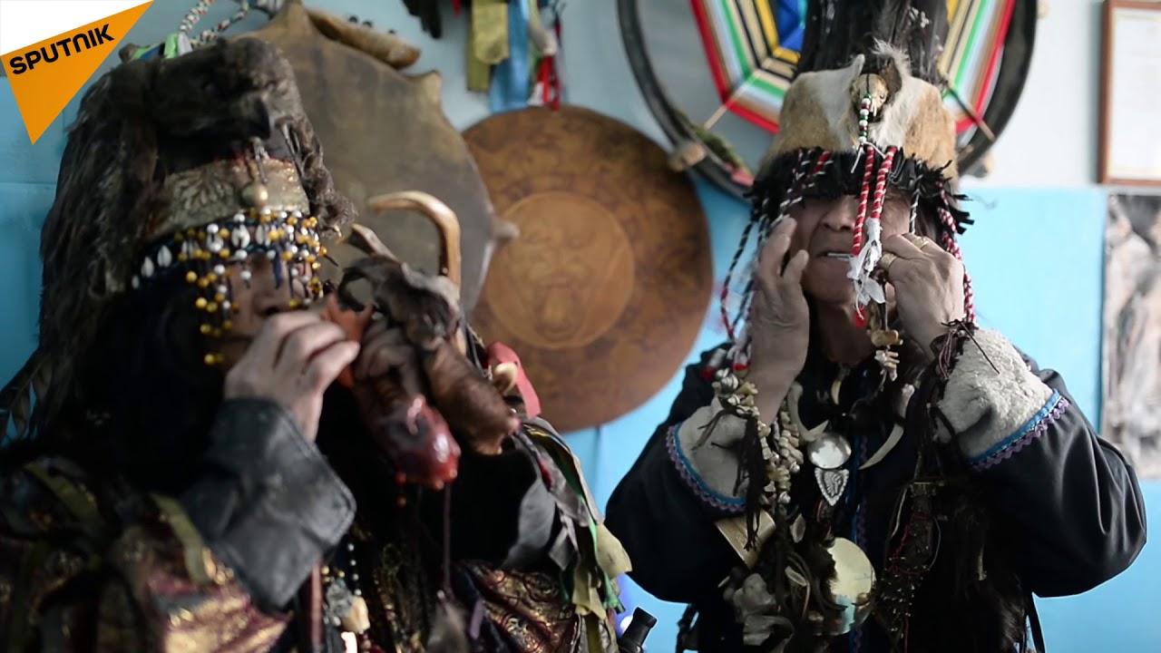 İki dünya arasında: Sibirya'nın şamanları