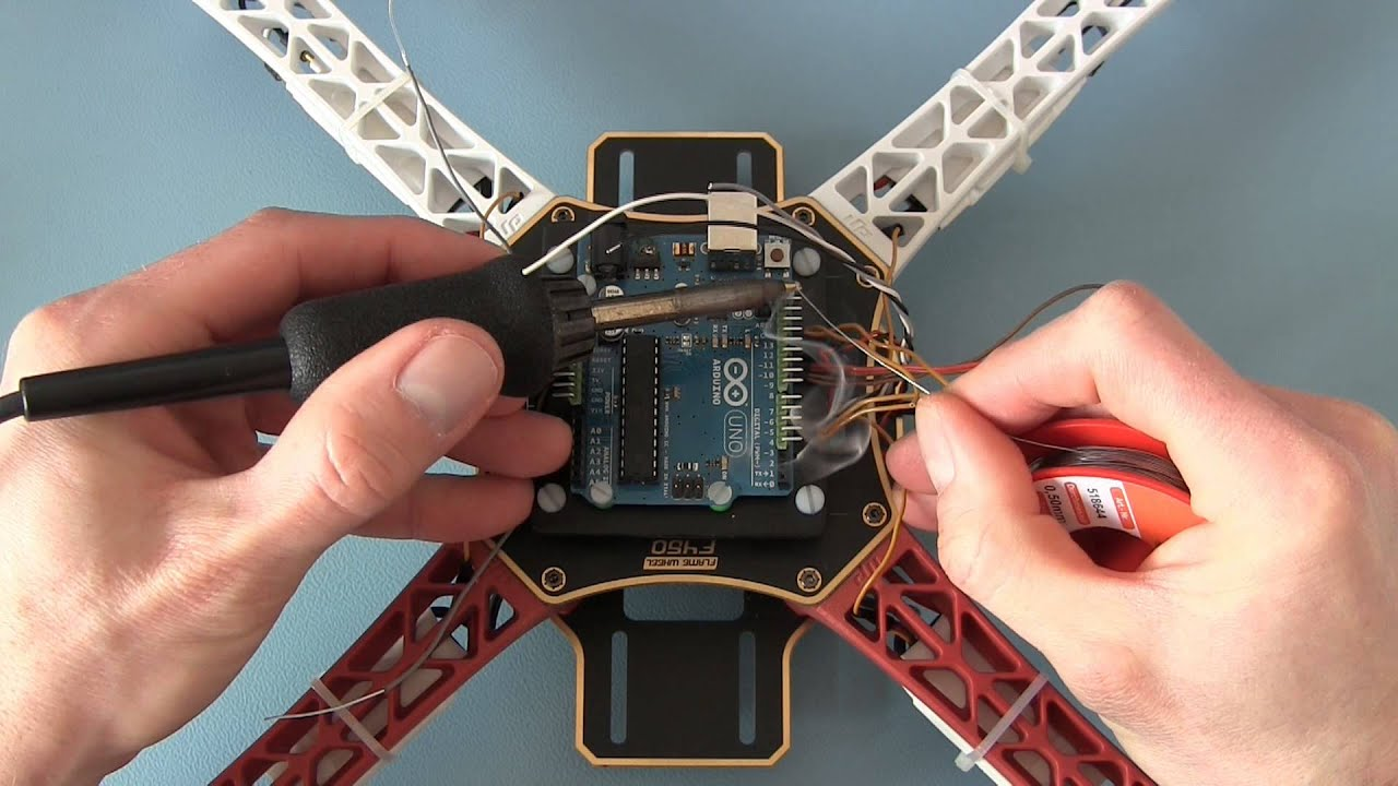 How to Build Arduino Quadcopter Drone: Step-by-Step DIY Project