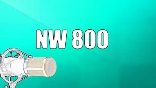 unboxing the nw 800 studio microphone