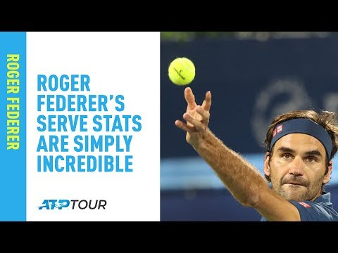 Does Federer Have The Best Serve On The ATP Tour?