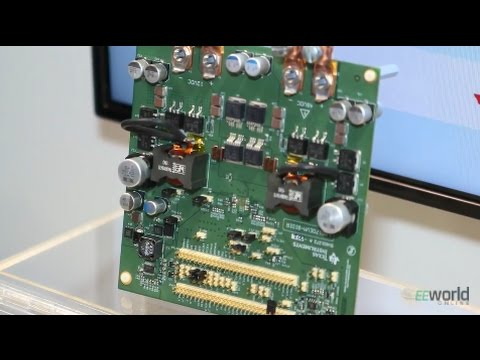A controller chip that lets power supplies go bi-directional