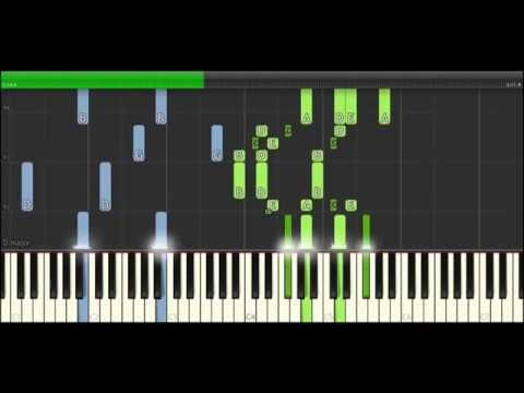 Sonic Colors Planet Wisp Act 1 // Piano Tutorial